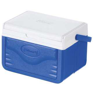 5quart fliplid cooler.