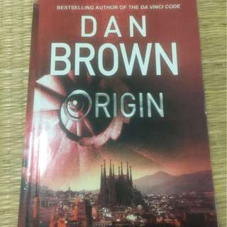 🚚 Origin Novel by Dan Brown
