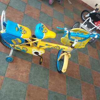 Kids Bicycle (suitable 6-8 yrs old)