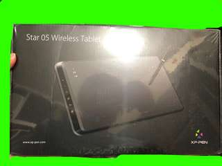 star 05 wireless tablet