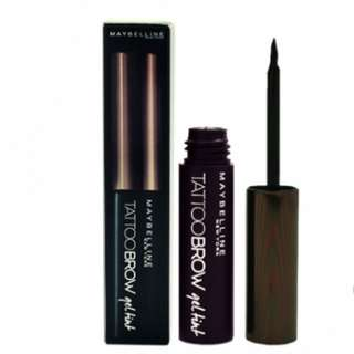 Maybelline tattoo brow tint gel