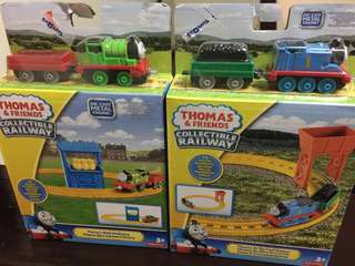 Thomas & Friends Collectible Railway (2 boxes)