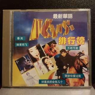 CD》最新华语 Kiasu 排行榜