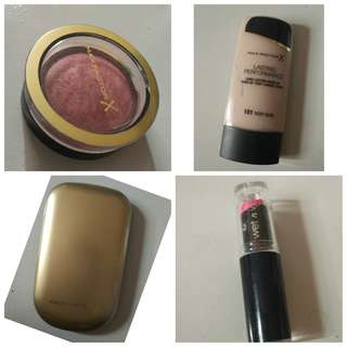 Mixed Branded Make up