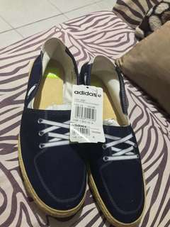 Adidas Neo Sail Espadrilles size 9 Brand New with tags