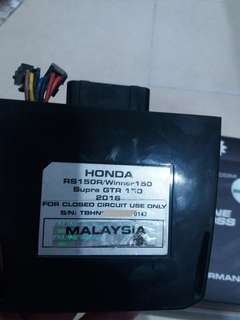 Tuneboss ECU Tune Boss ECU Honda RS150R