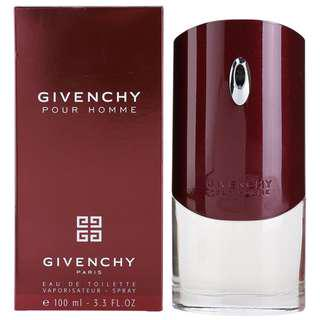 FREE 100ml Original Givenchy EDT Spray for Men/women