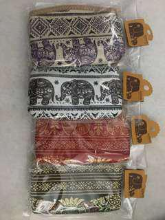 Elephant/Vintage Small pouch
