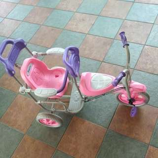 Tricycle ( 2 seater)