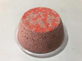 Jasmine strawberry forest bath bomb