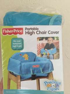 Fisher price high chair cover