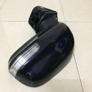 Alza Side Mirror - Left