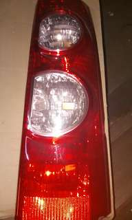 Toyota Avanza 2015 ish Rear Right Side Light
