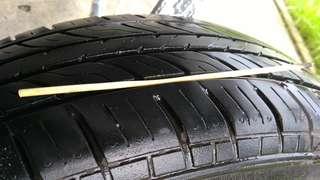 Used viva 12 inch tyre