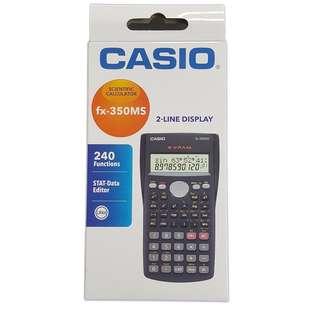 Casio Scientific Calculator fx-350MS