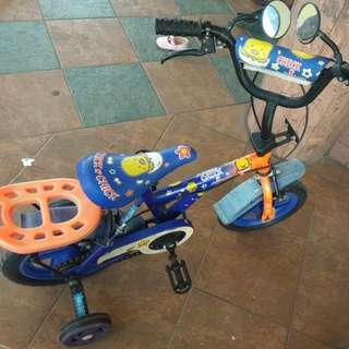 Bicycle (suitable kids age 3-4)