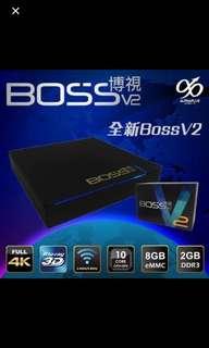 boss tv 2代