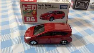 Tomica Toyota Prius alpha