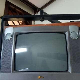 Dijual TV LG 14 Inc Masih Bagus