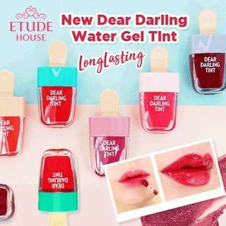 ETUDE HOUSE NEW DEAR DARLING WATER GEL TINT ICE CREAM