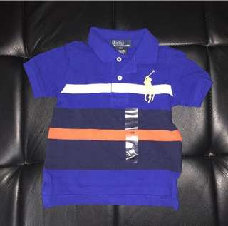 🚚 Ralph Lauren Polo 12個月大 童裝 絕對真貨 美國帶回