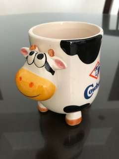 Cute Cowhead Mug