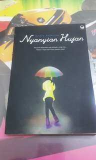 Novel Nyanyian Hujan by Sintia Astarina