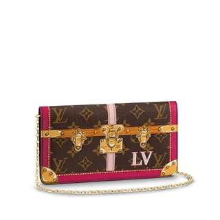 代購 LV POCHETTE WEEKEND
