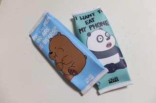 We Bare Bears Pencil Case