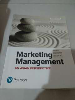Marketing Management 7th edition Pearson