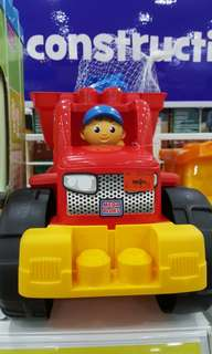[New&Free Postage]Toy R Us-Mega Bloks truck