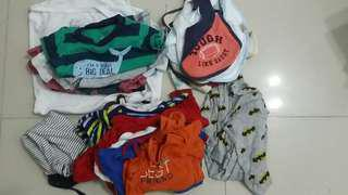 #Blessings baby boy clothes (6-12mo)