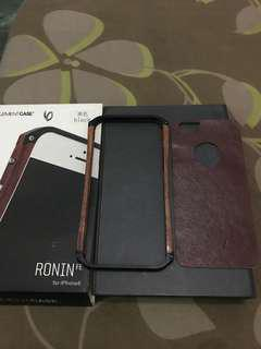 element case ronin wood iphone 6 / 6s bumper
