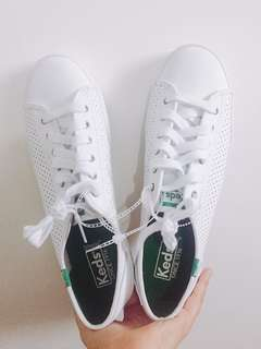 REPRICED - BN: Keds Kickstart Perf Leather