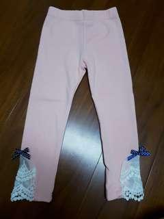 🚚 女童純棉內搭褲(90-100公分)