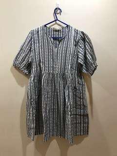 Korean vintage top/ dress 韓國古著民族上衣/裙
