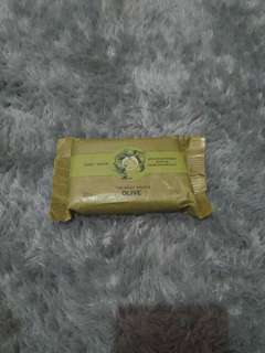 The Body Shop Olive Soap Bar