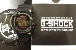 (95% new) Casio G-Shock Frogman GF-8235D-1BJF 35週年