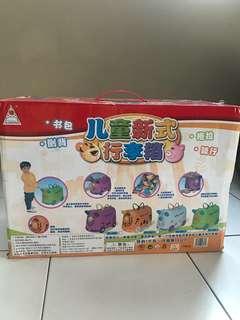 Kids Mini Trunk Luggage bag