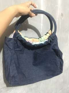 Preloved FX reversible bag