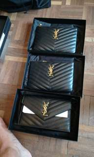 Ysl pouch bag clutch bag