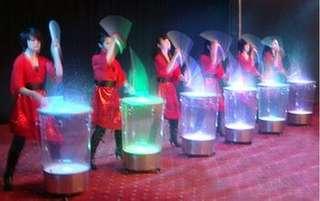 Water drum