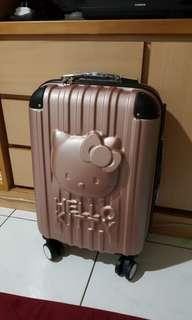 🚚 三麗鷗Hello Kitty立體手提箱14吋
