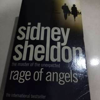 Sidney Sheldon: Rage of Angels
