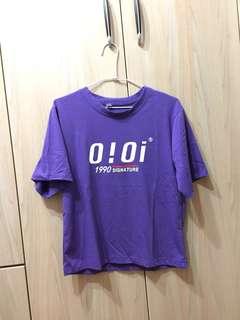 🚚 Oioi紫短袖