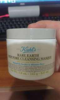 🚚 Kiehl's 契爾氏 亞馬遜白泥淨緻毛孔面膜