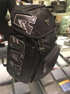 Prada 尼龍背包 背囊 backpack