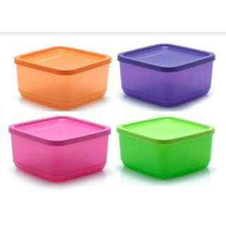 Small summer tupperware