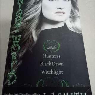 L.J. Smith: Night World series