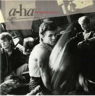 A Ha - Hunting High And Low clear vinyl